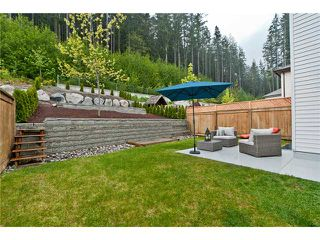 "Photo 2: 147 FERNWAY Drive in Port Moody: Heritage Woods PM 1/2 Duplex for sale in ""ECHO RIDGE"" : MLS®# V1070307"