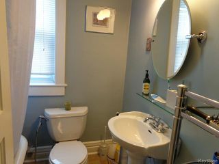 Photo 12: 709 Goulding Street in WINNIPEG: West End / Wolseley Residential for sale (West Winnipeg)  : MLS®# 1422590