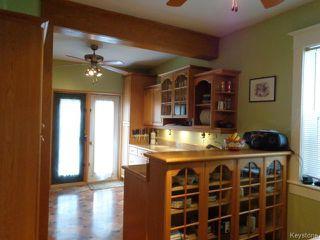 Photo 5: 709 Goulding Street in WINNIPEG: West End / Wolseley Residential for sale (West Winnipeg)  : MLS®# 1422590