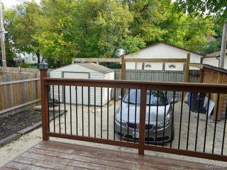 Photo 13: 709 Goulding Street in WINNIPEG: West End / Wolseley Residential for sale (West Winnipeg)  : MLS®# 1422590