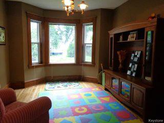 Photo 3: 709 Goulding Street in WINNIPEG: West End / Wolseley Residential for sale (West Winnipeg)  : MLS®# 1422590
