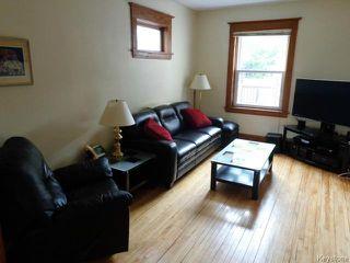 Photo 2: 709 Goulding Street in WINNIPEG: West End / Wolseley Residential for sale (West Winnipeg)  : MLS®# 1422590