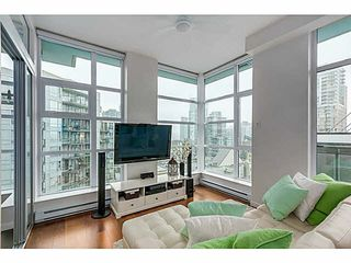 "Photo 4: 1206 1205 HOWE Street in Vancouver: Downtown VW Condo for sale in ""ALTO"" (Vancouver West)  : MLS®# V1103583"