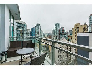 "Photo 15: 1206 1205 HOWE Street in Vancouver: Downtown VW Condo for sale in ""ALTO"" (Vancouver West)  : MLS®# V1103583"