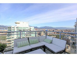 "Photo 15: 2206 120 MILROSS Avenue in Vancouver: Mount Pleasant VE Condo for sale in ""THE BRIGHTON"" (Vancouver East)  : MLS®# V1108623"