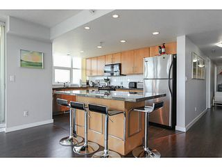 "Photo 6: 2206 120 MILROSS Avenue in Vancouver: Mount Pleasant VE Condo for sale in ""THE BRIGHTON"" (Vancouver East)  : MLS®# V1108623"