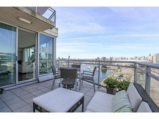 "Photo 13: 2206 120 MILROSS Avenue in Vancouver: Mount Pleasant VE Condo for sale in ""THE BRIGHTON"" (Vancouver East)  : MLS®# V1108623"