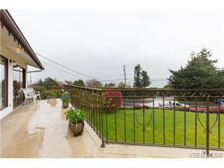 Photo 17: 8526 Lochside Dr in NORTH SAANICH: NS Bazan Bay House for sale (North Saanich)  : MLS®# 695746
