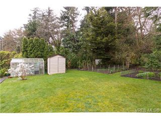 Photo 20: 8526 Lochside Dr in NORTH SAANICH: NS Bazan Bay House for sale (North Saanich)  : MLS®# 695746