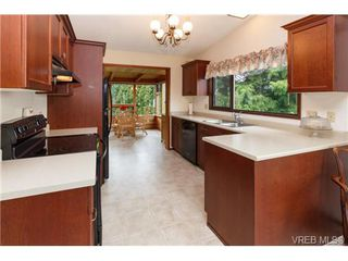 Photo 5: 8526 Lochside Dr in NORTH SAANICH: NS Bazan Bay House for sale (North Saanich)  : MLS®# 695746