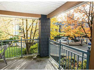 "Photo 12: 207 3075 PRIMROSE Lane in Coquitlam: North Coquitlam Condo for sale in ""LAKESIDE TERRACE"" : MLS®# V1112864"