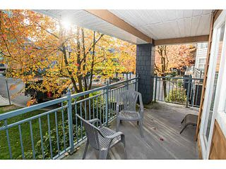 "Photo 13: 207 3075 PRIMROSE Lane in Coquitlam: North Coquitlam Condo for sale in ""LAKESIDE TERRACE"" : MLS®# V1112864"