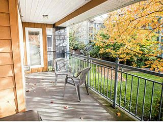 "Photo 1: 207 3075 PRIMROSE Lane in Coquitlam: North Coquitlam Condo for sale in ""LAKESIDE TERRACE"" : MLS®# V1112864"