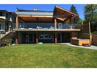 Photo 19: 3771 DOLLARTON Highway in North Vancouver: Roche Point Home for sale ()  : MLS®# V1041520