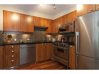 """Photo 6: 504 1478 W HASTINGS Street in Vancouver: Coal Harbour Condo for sale in """"DOCKSIDE"""" (Vancouver West)  : MLS®# V1135997"""