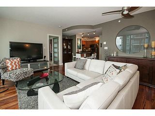 """Photo 2: 504 1478 W HASTINGS Street in Vancouver: Coal Harbour Condo for sale in """"DOCKSIDE"""" (Vancouver West)  : MLS®# V1135997"""