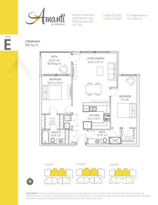 "Photo 5: 203 2288 WELCHER Avenue in Port Coquitlam: Central Pt Coquitlam Condo for sale in ""AMANTI ON WELCHER"" : MLS®# R2011563"