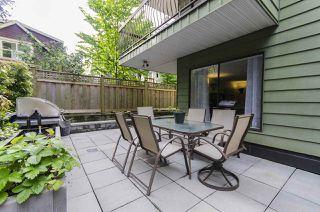"Photo 1: 114 1844 W 7TH Avenue in Vancouver: Kitsilano Condo for sale in ""CRESTVIEW"" (Vancouver West)  : MLS®# R2061882"