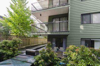 "Photo 20: 114 1844 W 7TH Avenue in Vancouver: Kitsilano Condo for sale in ""CRESTVIEW"" (Vancouver West)  : MLS®# R2061882"