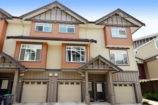 "Photo 1: 12 2979 156 Street in Surrey: Grandview Surrey Townhouse for sale in ""ENCLAVE"" (South Surrey White Rock)  : MLS®# R2076541"