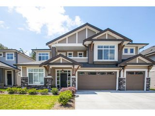"Photo 1: 2711 BRISTOL Drive in Abbotsford: Abbotsford East House for sale in ""The Quarry"" : MLS®# R2086685"