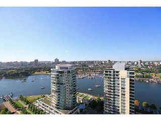 """Photo 1: 2706 1483 HOMER Street in Vancouver: Yaletown Condo for sale in """"WATERFORD"""" (Vancouver West)  : MLS®# R2101663"""