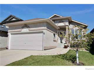 Main Photo: 39 Moncrief Lane in Winnipeg: Whyte Ridge Residential for sale (1P)  : MLS®# 1623435