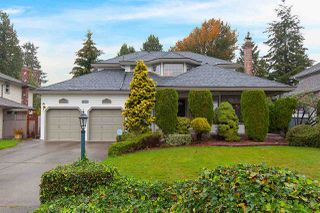 Photo 1: 12219 S BOUNDARY Drive in Surrey: Panorama Ridge House for sale : MLS®# R2116147