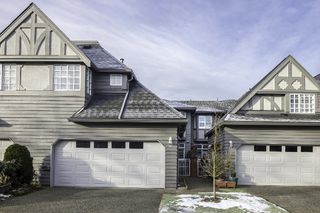 """Photo 1: 14 6100 WOODWARDS Road in Richmond: Woodwards Townhouse for sale in """"STRATFORD GREEN"""" : MLS®# R2131068"""