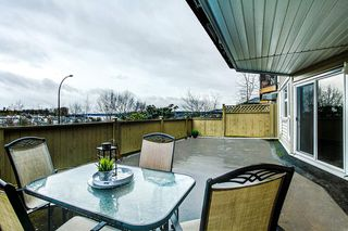 Photo 15: 114 11595 FRASER Street in Maple Ridge: East Central Condo for sale : MLS®# R2146749