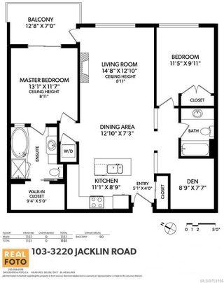 Photo 20: 103 3220 Jacklin Rd in VICTORIA: La Walfred Condo for sale (Langford)  : MLS®# 753156
