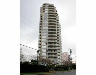 Photo 1: 1003 2203 BELLEVUE Ave in West Vancouver: Home for sale : MLS®# V700684