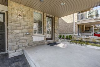 Photo 3: 40 2435 Greenwich Drive in Oakville: West Oak Trails House (3-Storey) for sale : MLS®# W3751747