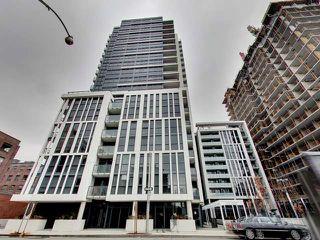 Photo 1: 812 400 E Adelaide Street in Toronto: Moss Park Condo for sale (Toronto C08)  : MLS®# C3764968