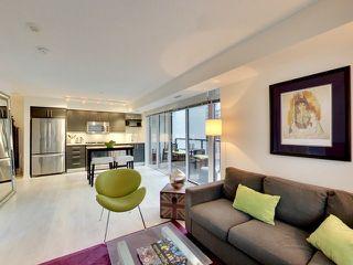 Photo 6: 812 400 E Adelaide Street in Toronto: Moss Park Condo for sale (Toronto C08)  : MLS®# C3764968