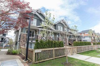"Photo 1: 40 2138 SALISBURY Avenue in Port Coquitlam: Glenwood PQ Townhouse for sale in ""Salisbury Lane"" : MLS®# R2158679"