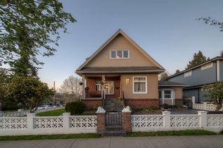 "Main Photo: 715 FOURTH Street in New Westminster: GlenBrooke North House for sale in ""GLENBROOKE NORTH"" : MLS®# R2159867"