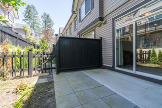 "Photo 24: 100 14555 68 Avenue in Surrey: East Newton Townhouse for sale in ""SYNC"" : MLS®# R2169561"
