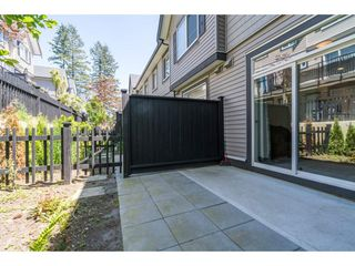 "Photo 44: 100 14555 68 Avenue in Surrey: East Newton Townhouse for sale in ""SYNC"" : MLS®# R2169561"