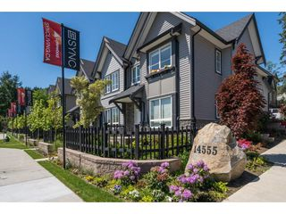 "Photo 28: 100 14555 68 Avenue in Surrey: East Newton Townhouse for sale in ""SYNC"" : MLS®# R2169561"