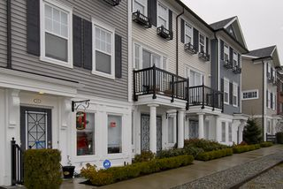 Photo 1: 57 7238 189TH STREET: Townhouse for sale : MLS®# F1303620
