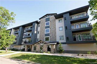 Main Photo: 412 216 Melrose Avenue West in Winnipeg: West Transcona Condominium for sale (3L)  : MLS®# 1721796