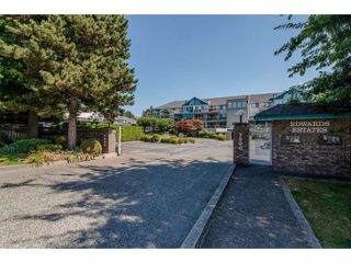 "Photo 2: 104 7500 COLUMBIA Street in Mission: Mission BC Condo for sale in ""Edwards Estates"" : MLS®# R2199641"