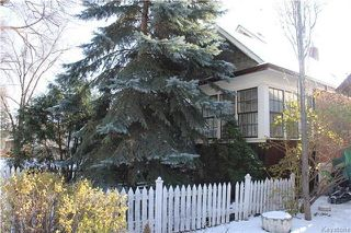 Photo 1: 146 Lansdowne Avenue in Winnipeg: Scotia Heights Residential for sale (4D)  : MLS®# 1729049