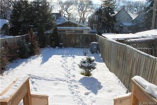 Photo 12: 146 Lansdowne Avenue in Winnipeg: Scotia Heights Residential for sale (4D)  : MLS®# 1729049