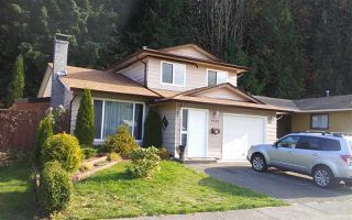 """Photo 1: 1232 BLUFF Drive in Coquitlam: River Springs House for sale in """"RIVER SPRINGS"""" : MLS®# R2222588"""