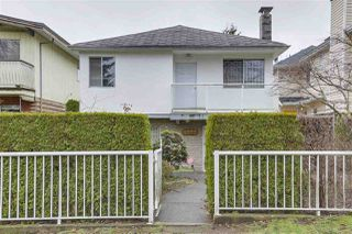"Photo 1: 8377 LAUREL Street in Vancouver: Marpole House for sale in ""MARPOLE"" (Vancouver West)  : MLS®# R2239238"