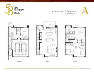 """Photo 8: 10 33209 CHERRY Avenue in Mission: Mission BC Townhouse for sale in """"58 on CHERRY HILL"""" : MLS®# R2245094"""