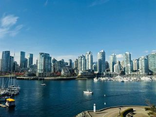 "Photo 1: 516 456 MOBERLY Road in Vancouver: False Creek Condo for sale in ""PACIFIC COVE"" (Vancouver West)  : MLS®# R2248992"