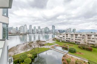 "Photo 3: 516 456 MOBERLY Road in Vancouver: False Creek Condo for sale in ""PACIFIC COVE"" (Vancouver West)  : MLS®# R2248992"